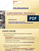 BSNP-SOSIALISASI UN 2013.pptx