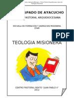 TEOLOGIA MISIONERA