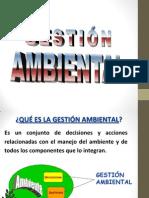 2. Gestión Ambiental