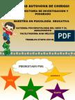 ETAPA ESCOLAR para psicopatología del niño