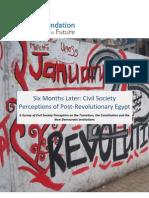 Civil Society Perception Survey_Egypt_August 2011