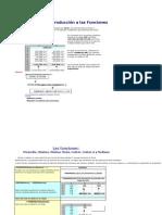 Introducción a las Funciones y ejemplos