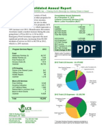 2012 LCS Consolidated Annual Report