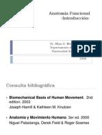 Introduccion Anatomia Funcional