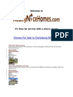 New Homes for Sale in Clarksburg Maryland.docx