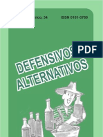 Pesagro - Defensivos naturais