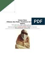 Othman Dan Fodio. Fondateur de l'Empire de Sokoto