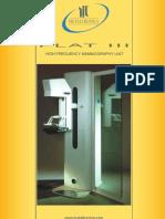 Flat III Mamografo