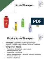 Indústrias de Shampoo