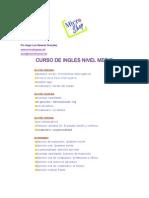 Curso de Ingles Nivel Medio - JPR - LitArt