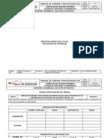 Manual Selección de Personal Corporación de Servicios GDC