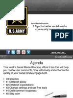 5 Tips for Better Social Media Community Management