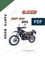 Manual UM 200
