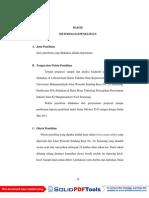 Bahan daun metode