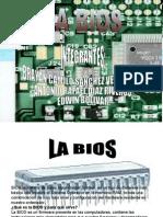 LA BIOS [Basic Imput-Ouput System]. Hardware Computador.  By Wurzel das Schmerz