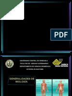 anatomia MIOLOGÍA generalidades