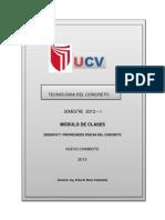 02.- SESIO N ° 8-CLASE TECNOLOGIA DEL CONCRETO
