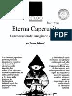 Eterna Caperucita - Teresa Colomer