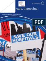 Changing Care Improving Quality
