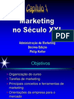 Aula 1 - Adm Marketing Kotler