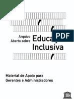 ue000127Educação inclusiva