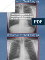 Introduction to Chest Imaging