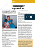 Supporting Radiography in Developing Countries (1)