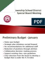 Budget Presentation Final