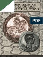 YN Auction Catalog for Summer Seminar Session I