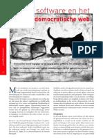 Social Software en het nieuwe democratische web, Intellectueel Kapitaal 2004