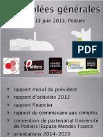 Rapport Activites Emf 2012
