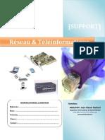 support de cours réseaux et teleinfo