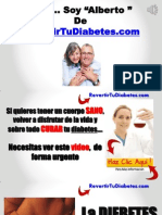 La Diabetes Tiene Cura ! Cura Tu Diabetes Naturalmente