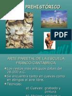 ARTE PREHISTÓRICO