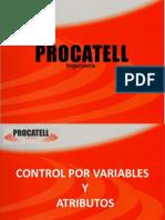 Capacitacion Control Variables y Atributos