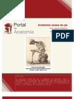 ANATOMIA OSSEA DO PÉ - PDF