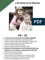 Autismo y Tr Asociados a La Infancia (Clase 1)