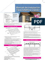 Ficha Tecnica Teja Asfaltica Classic