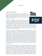 Arquitectura a Estructuras Sistema a Base de Placas