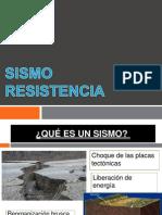 SISMO RESISTENCIA