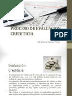 PROCESO DE EVALUACION CREDITICIA.pptx