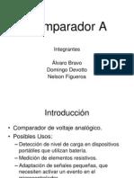 Comparador a MSP430F149