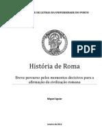 História de Roma UP