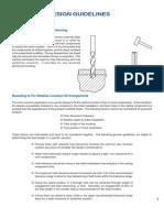 Dowel Guidelines