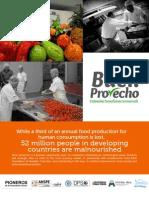 Summary - 'Buen Provecho'