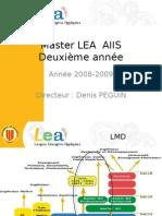 Master Lea Aix en Provence