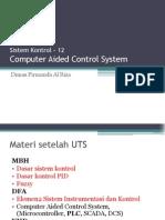 Sistem Kontrol DFA 12