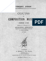 2197465 Cours de Composition Musicale 1 Vincent dIndy