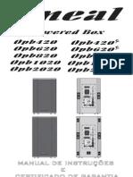 Manual Opb420 Opb620 Opb820 o