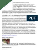 Lineamientos Litúrgicos para Ministros Extraordinarios de la Eucaristía